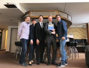 Premium Partner Platin – Best Western Hotel München-Airport erhält Auszeichnung von der Therme Erding