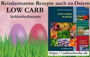 Jetzt gibt es ein weiteres Low Cab Buch für den empfindlichen Darm