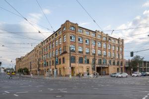 Industriecharme im Berliner Kreativquartier: Neues Business Center in der Leuchtenfabrik Treptow-Köpenick bietet viel Platz für flexibles Arbeiten