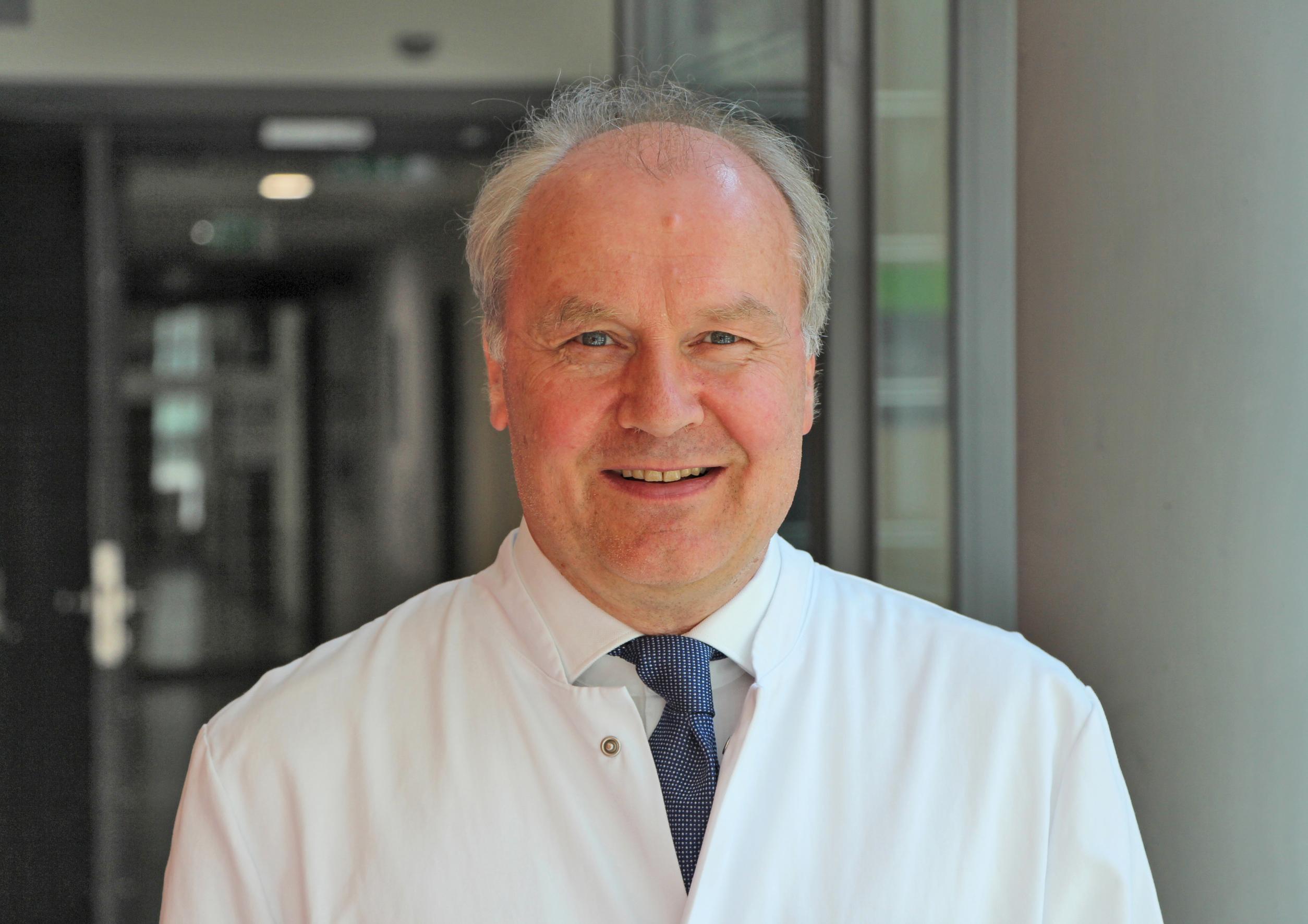 Sektionsleiter Dr. Joachim Aspacher