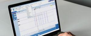 COMPRION bringt neues NFC Oszilloskop auf den Markt