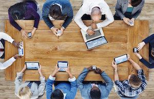 Digitalisierung und Kollaboration in der Cloud