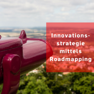 Innovationsstrategie mittels Roadmapping: 1-tägiges Seminar zum Erlernen der Roadmapping Methode