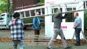 Bürgerinitiative: Ehemaliger Obdachloser Max Bryan stellt Wohncontainer für Obdachlose auf