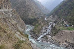 Lahmeyer Know-how für Wasserkraft aus dem Himalaya
