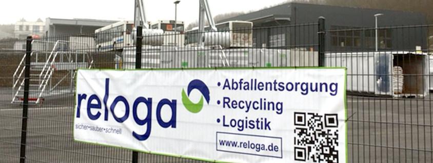 RELOGA Deponien an den Brückentagen im Mai geschlossen