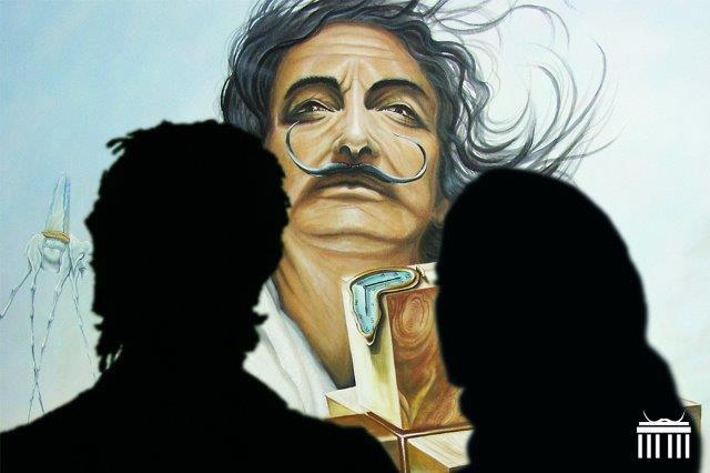 Salvador Dalís Geburtstag in seinem Museum in Berlin