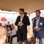 Richtfest für das erste SKYPARK-Projekt auf einem ECE- Shopping-Center