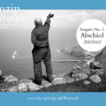 Das Lebensende bewusst gestalten: neue Ausgabe des Online-Magazins Prinzip Apfelbaum zum Thema ABSCHIED