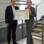 Spende für das Mainzer Orchester – Weihnachtsaktion von ASPIRAS unterstützt Musiker