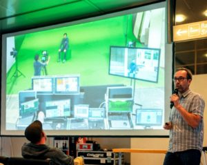 CGI-Congress: Hybrid Studio live in Osnabrück