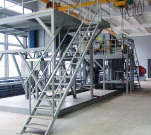 Einblick in unsere Produktion von porösem Aluminium – eine Option für Sintermetall und Metallschaum.