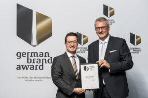 MOCOPINUS mit dem German Brand Award 2018 ausgezeichnet
