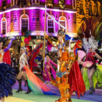 Mardi Gras am Mississippi und Down Under