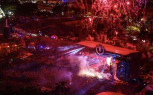 Ultra Music Festival feiert 20-jähriges Jubiläum mit ELATION Proteus