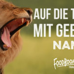 "Mit Gebeco zum ""We are Food Festival"""