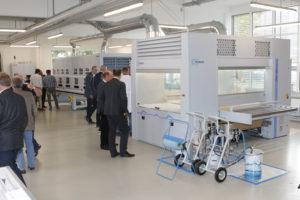 IVM Group eröffnet Oberflächen Competence Center:  Beratungsservice für effiziente Lacksysteme und neueste HOMAG-Technologien