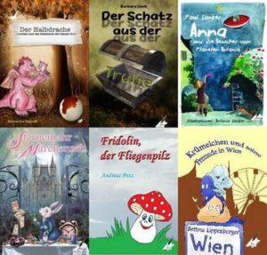 Kinder brauchen Bücher