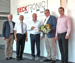 Spezialist für SMD-Schablonen feiert einjähriges Bestehen am neuen Standort Weitefeld