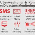 IT Monitoring Systeme zur Überwachung von Serverraum & Rechenzentrum