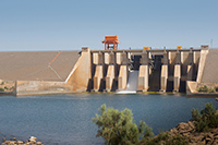 Dam Complex of the Upper Atbara multi-purpose project – all hydropower generating units in operation