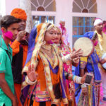 """Mit reisefieber reisen das """"Holi Festival"""" besuchen"""