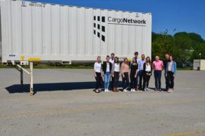 Nachts auf der Lauer: Studenten optimieren Umschlag von CargoNetwork