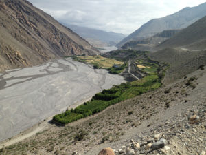 River-Valley-in-Nepal-300x225 Lahmeyer prepares master plan for water resources and hydropower development in Nepal