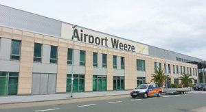 Flughafen Weeze. Parkplatz suchen oder sicher parken?