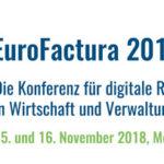 Digitale Rechnung trifft Blockchain und KI / EuroFactura 2018 kommt im November nach Bielefeld