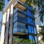 Balkonverglasungen erweitern den Lebensraum