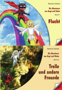 Engel und Teufel unterwegs auf Abenteuerpfaden