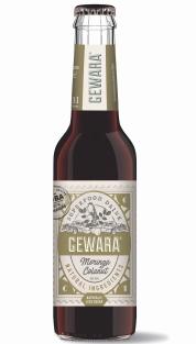 Neu: GEWARA Superfood Drink Moringa Colanut – kubanische Leidenschaft und die Abenteuerlust des GEWARA Teams in einem einzigartigen Drink mit neuer Rezeptur