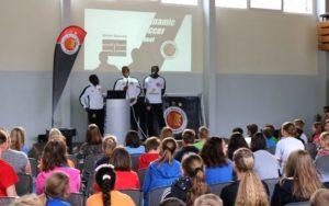 Schulprojekttag mit der Dynamic Soccer School begeistert