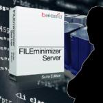 SAN und NAS sowie Unix- und Linux-Server Optimieren – FILEminimizer Server