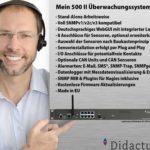 IT Überwachungssysteme von Didactum