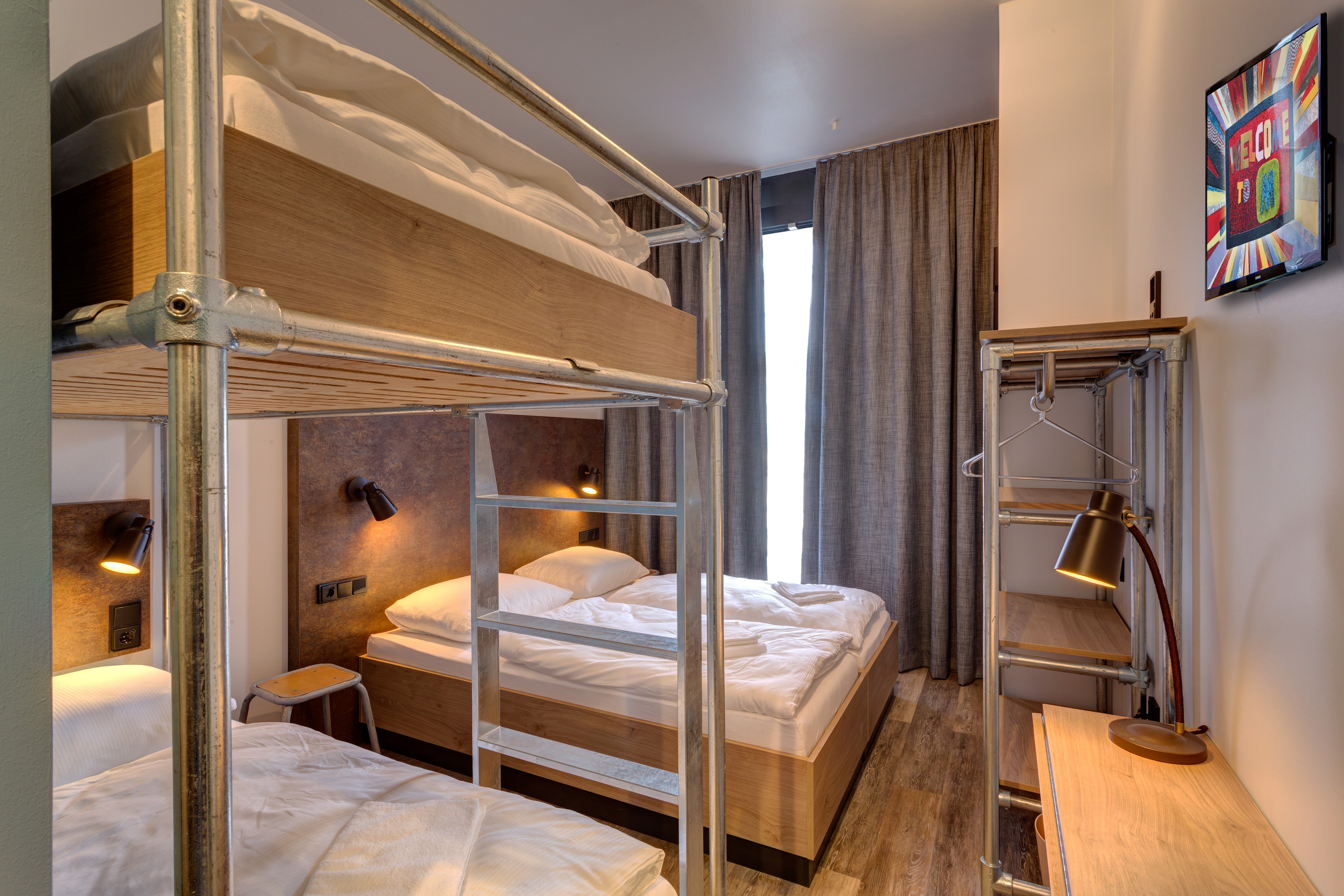 Die MEININGER Gruppe hat sechstes Hotel in Berlin eröffnet