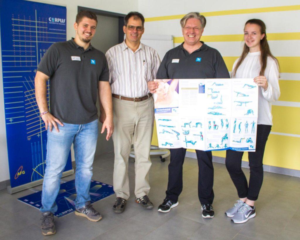 Ehring GmbH punktet mit Gesundheitstag