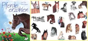 PferdeErzaehlenBritta-300x141 Pferde erzählen - liebevoll zusammengestellte Geschichten mit schönen Illustrationen