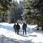 Deutschlands erster zertifizierter Winterwanderweg: Das Fichtelgebirge für Wintersportler