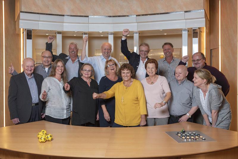 Kandidaten SKL-Millionen-Event in Travemünde