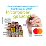 Kreditkarte für Mitarbeiter