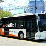 e-troFit: Umrüsten statt neu kaufen – so fahren Dieselbusse künftig elektrisch