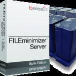 Optimierung von Word, Excel, PNG und weiteres – FILEminimizer Server