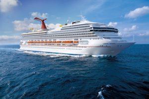 Flottenerneuerung auf der Zielgeraden – Carnival Victory wird zur Carnival Radiance – Passagierzahl steigt auf 5,2 Millionen Gäste jährlich