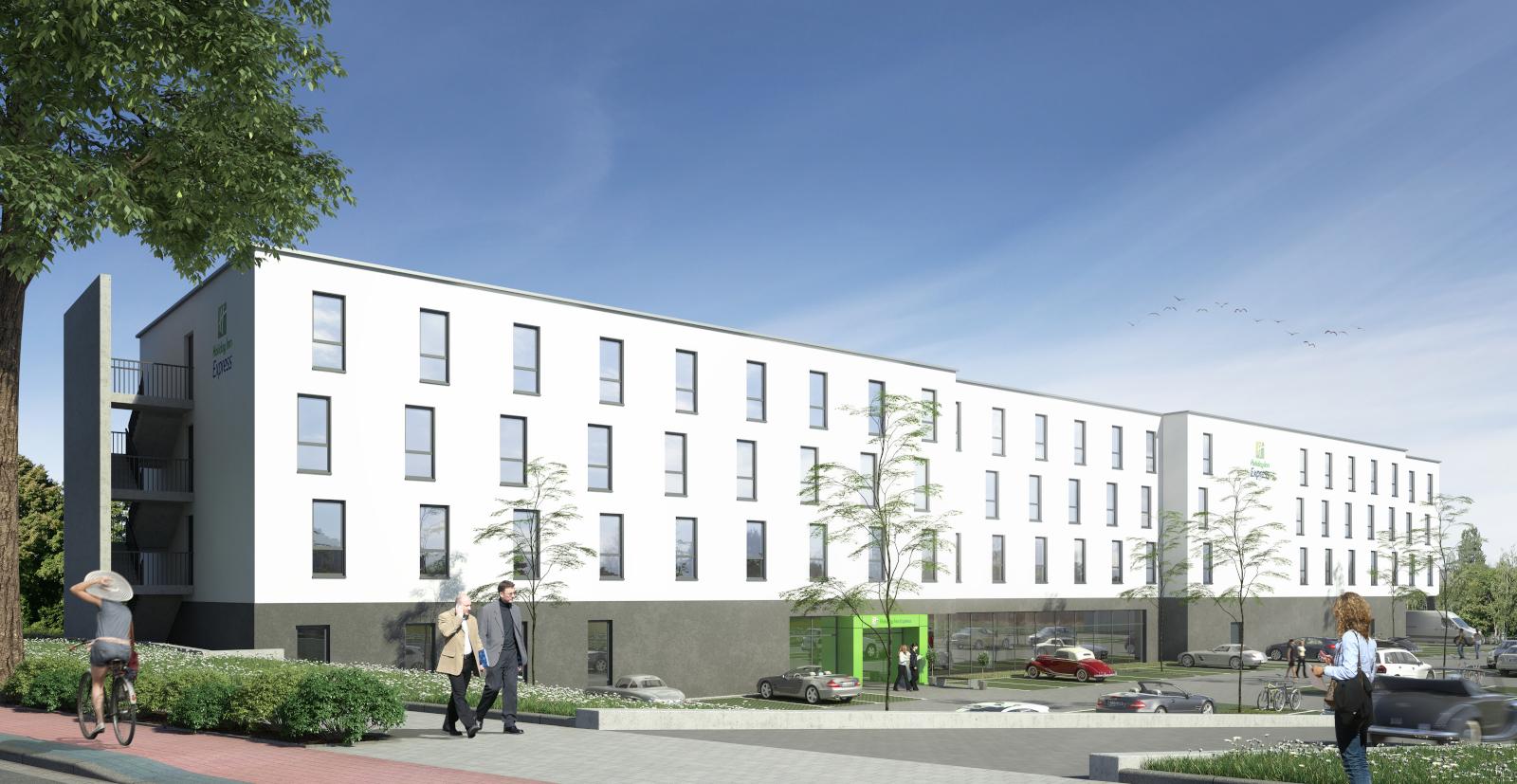 Hotelprojekt Sindelfingen