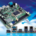 Mini-ITX Board für Überwachung, embedded Einsatz, Bildbearbeitung u. a. !