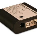 """Die Frage: """"USB oder RS232"""" stellt sich nicht mehr! Mit dem neuen LTE Dualport Modem von ConiuGo haben Sie Beides!"""