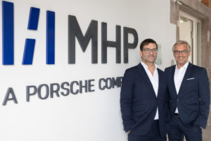 An all-time record number of staff at MHP