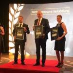 Rosenberger OSI zum dritten Mal in Folge bei den IT Awards 2018 ausgezeichnet